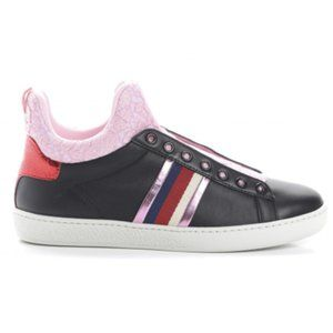 Gucci New Ace Lace Sneakers